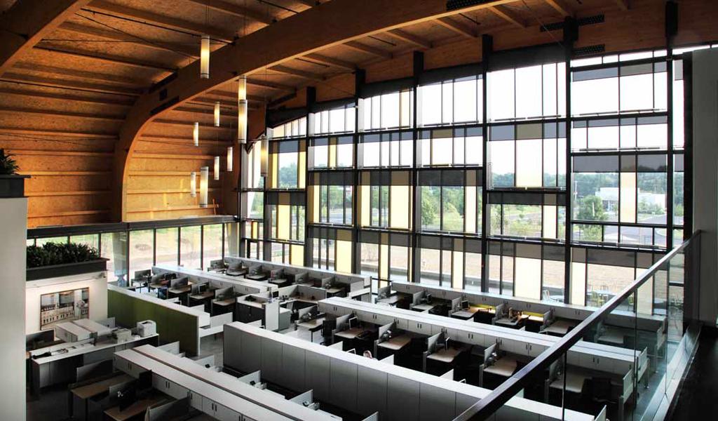 Vertical Screen Headquarters Panelite