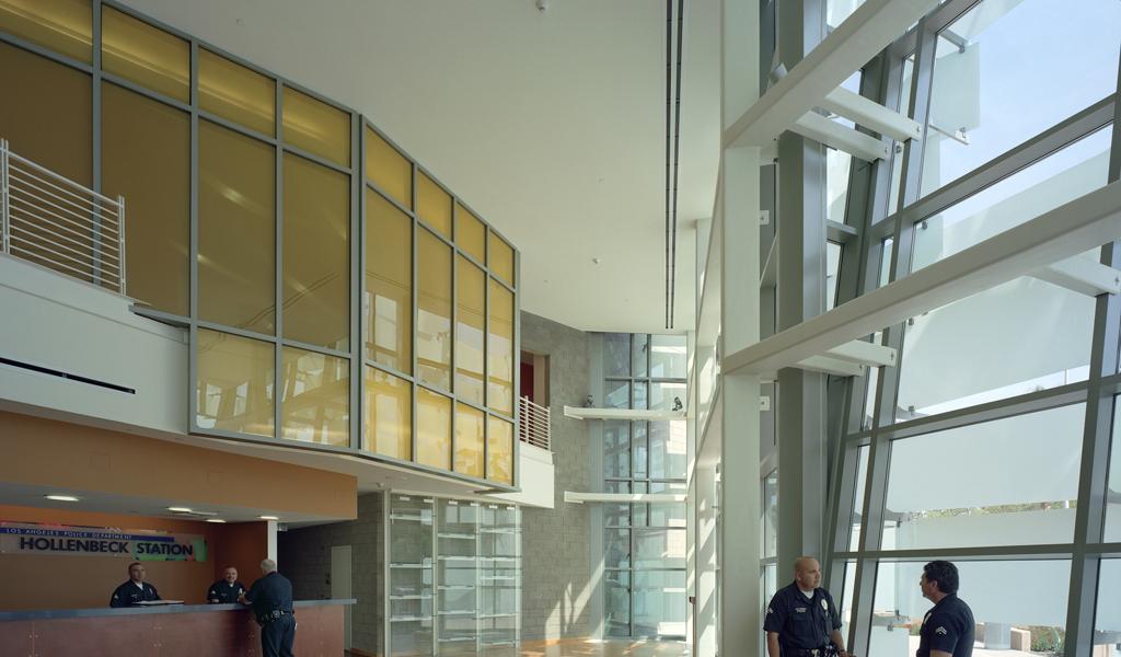 Hollenbeck Police Station Panelite