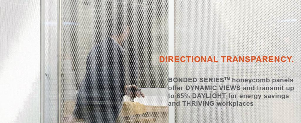 Directional Transparemcy views daylighting