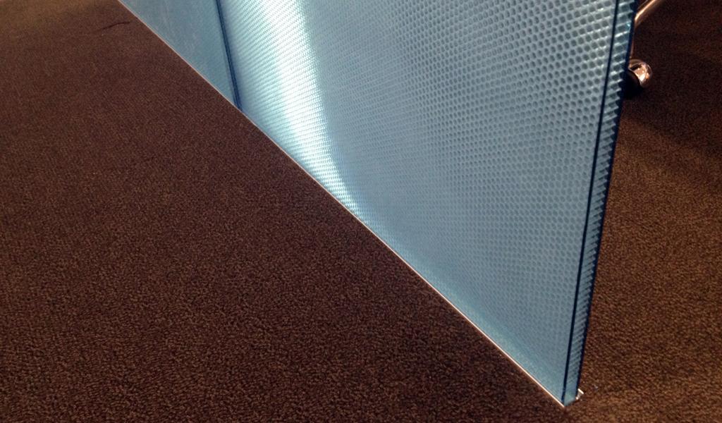 Installation using standard off-the-shelf channels