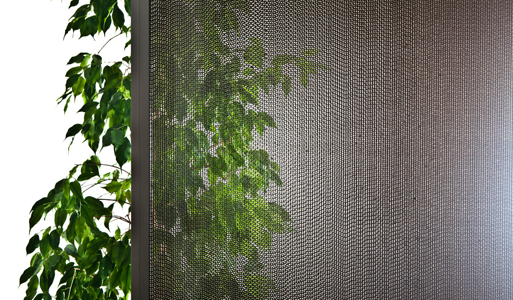 Panelite Translucent Honeycomb Sliding Doors Post-Consumer Recycled R100CT Private Residence 2