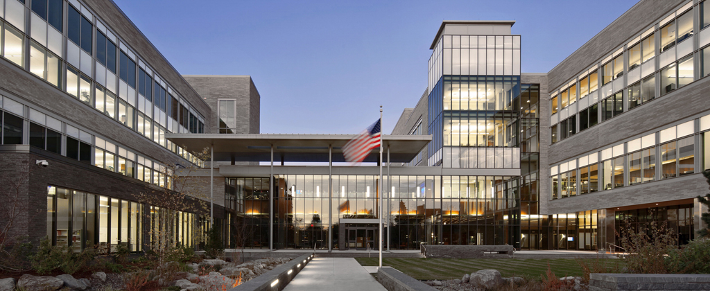The Commonwealth Medical College, Scranton, PA | HOK | Paul Warchol Photography