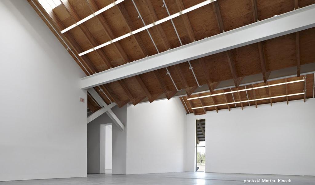 Panelite ClearShade Exterior Roof Glazing - Skylights - Parrish Art Museum Herzog + de Meuron