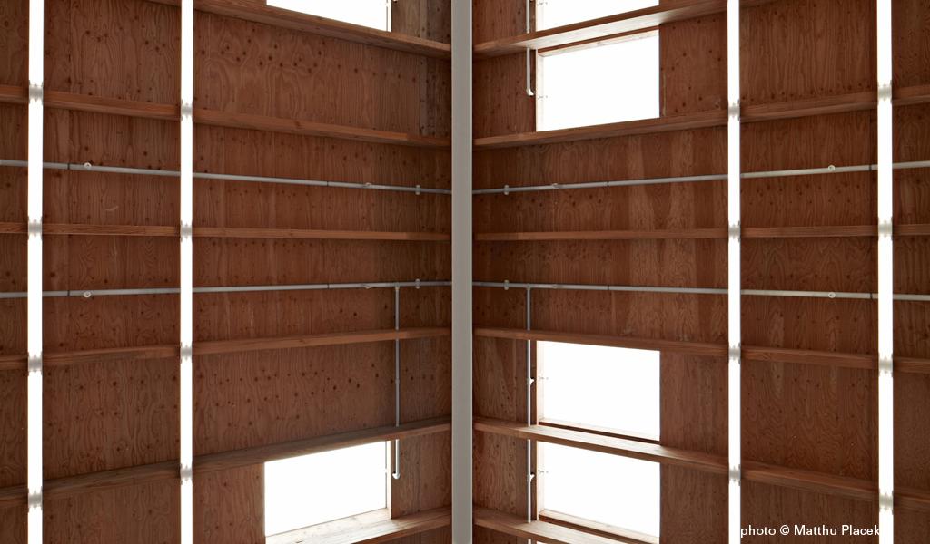 Panelite ClearShade Exterior Roof Glazing - Skylights - Parrish Art Museum Herzog + de Meuron 10