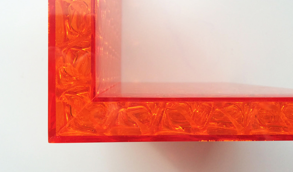 BF-MIT ECOT ClearConnect detail for Panelite translucent honeycomb panels section