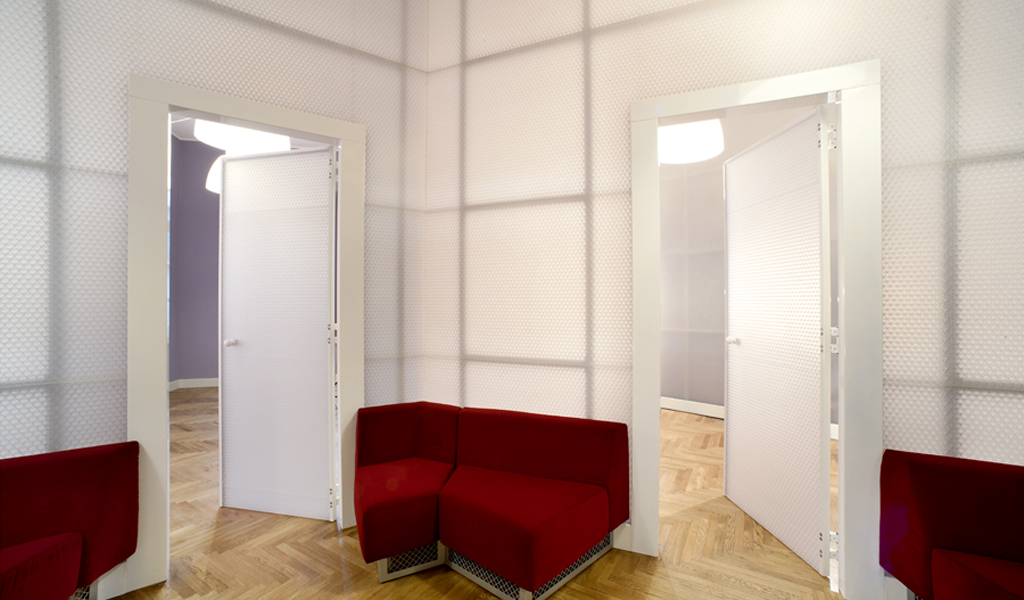 Panelite Bonded Series Partitions B-EPCCS Fondazione San Paolo Turin 1
