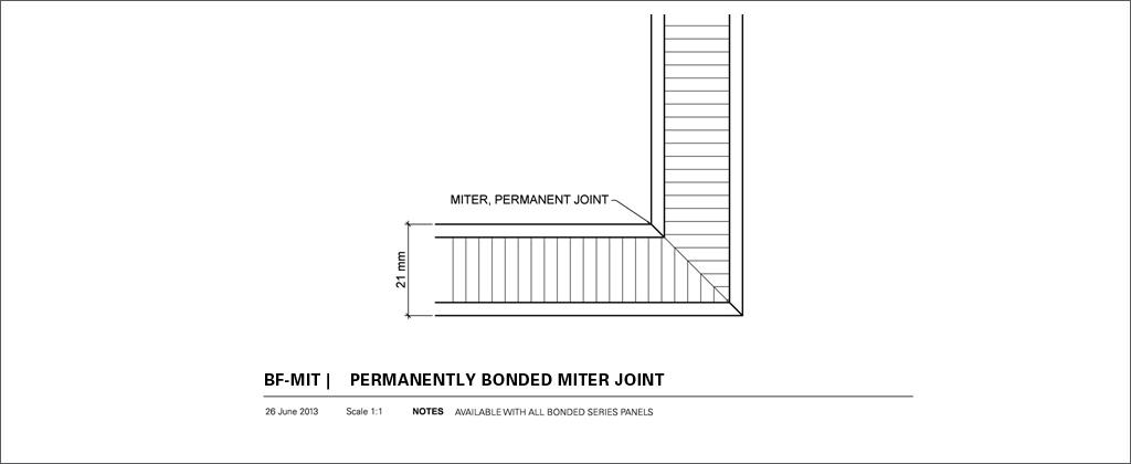 Bf Mit Prefab Miter Detail Panelite