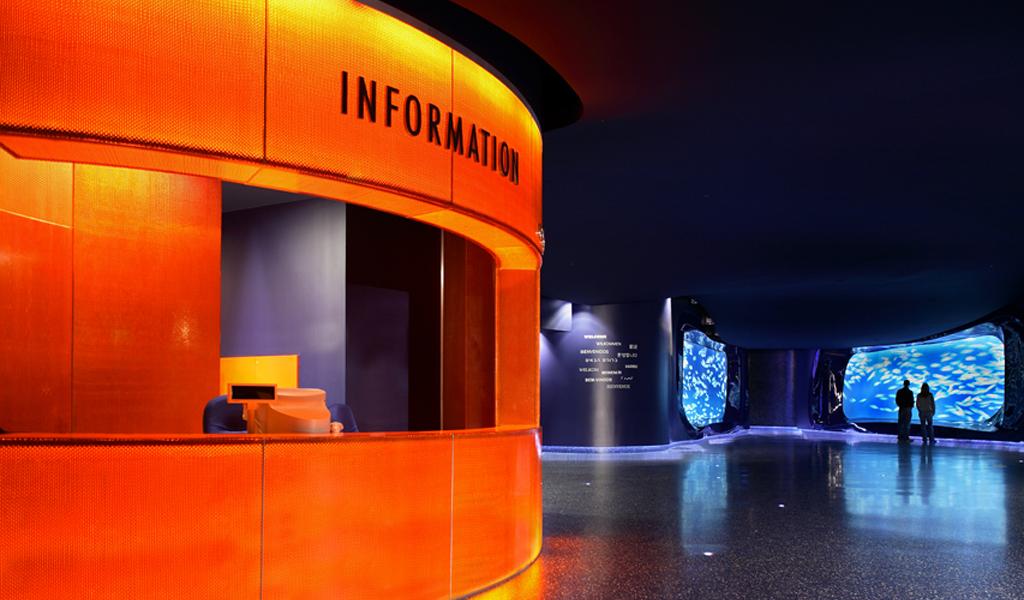 Georgia Aquarium Panelite