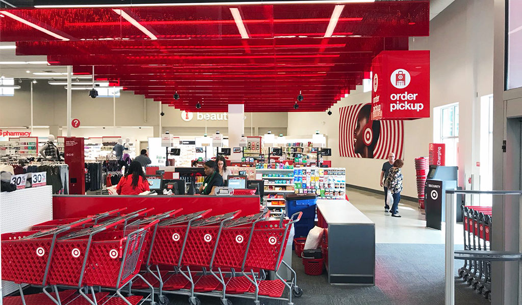 TARGET PHILADELPHIA, PA | INSTALLER: C. H. SCHWERTNER & SON
