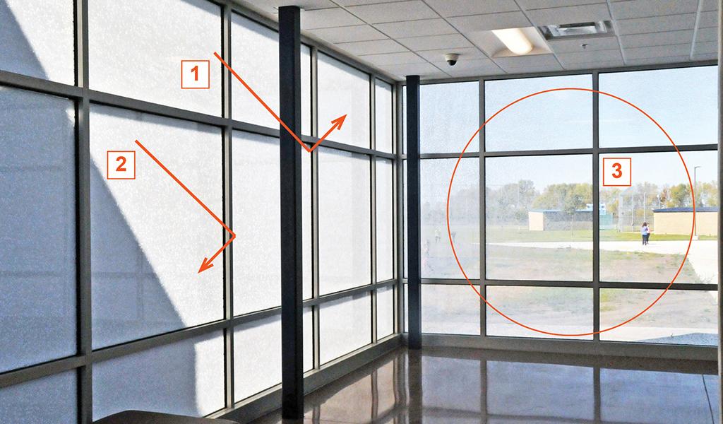Energy Efficient Architectural Panels, Exterior Glazing, IGU