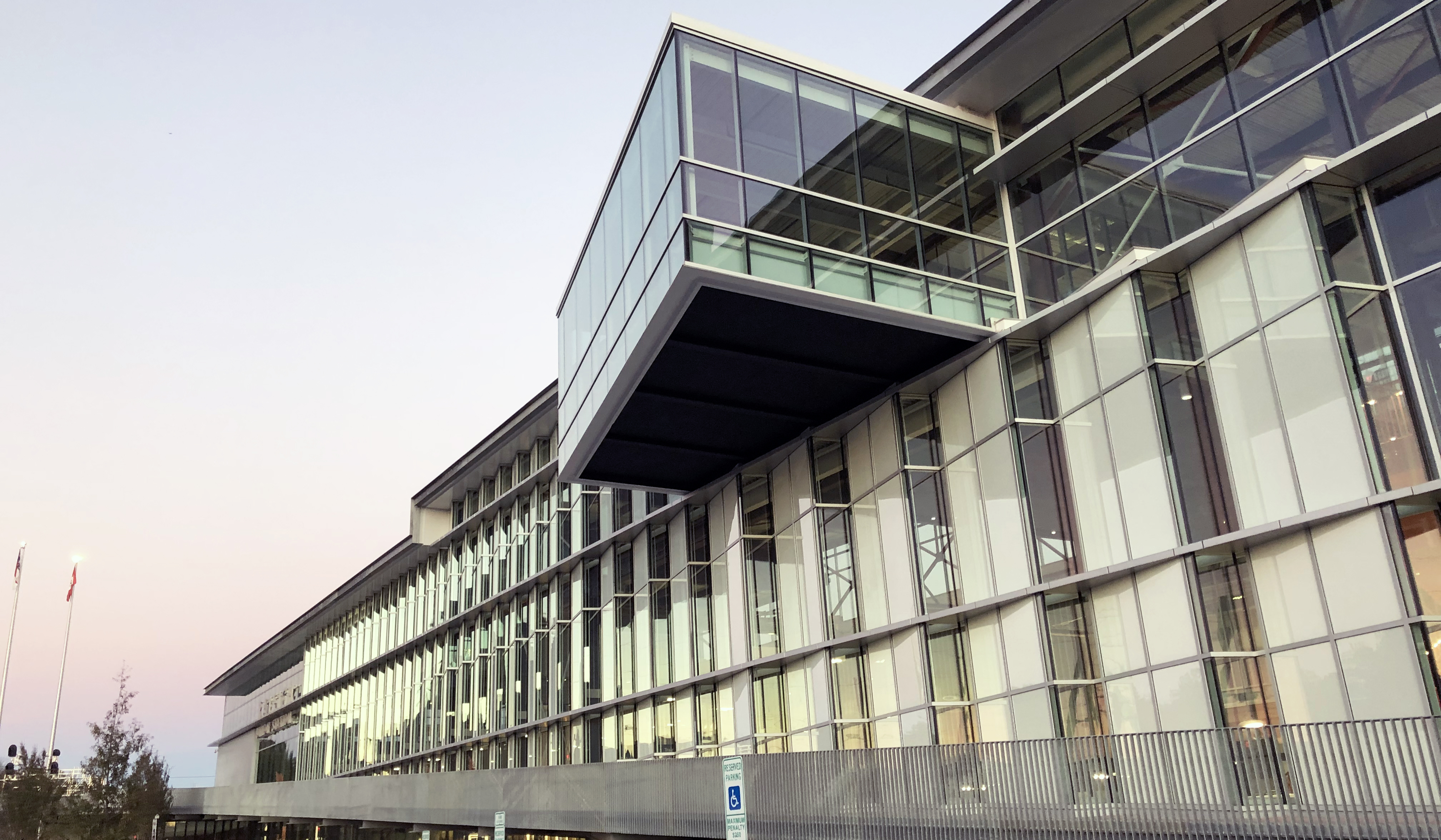 ClearShade Exterior Glazing | visible light transmission, diffused daylighting, solar heat gain control | Rayleigh Union Station, NC